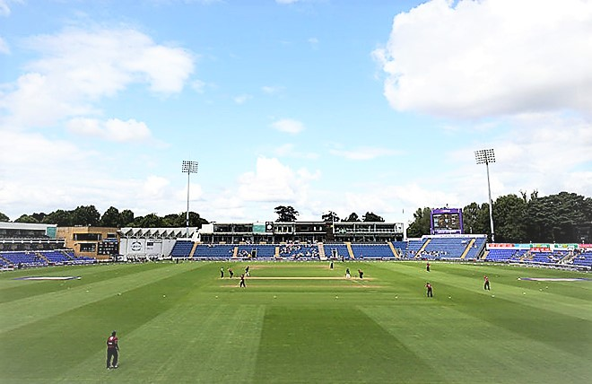 Sophia Gardens Cricket Stadium